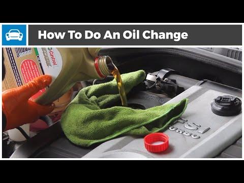 Project GTi: Engine Oil Change
