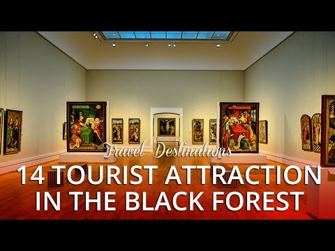 14 TOP RATED - Best Tourist Attractions in Black Forest Germany
