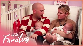 Giving Birth to 6 Premature Babies | Our Lives: Sextuplets
