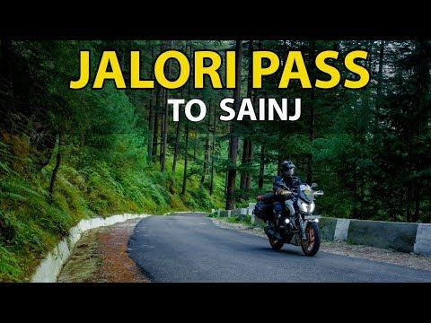 JALORI PASS TO SAINJ | Shimla Jalori pass road | Himachal Pradesh | Umlingla warriors | Aani |