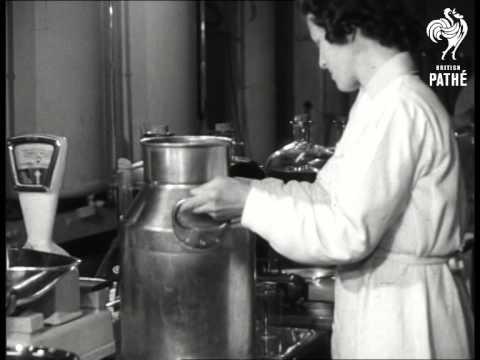 Perfume Making  (1948)