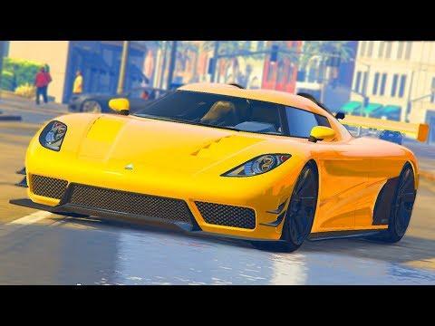 GTA 5 ONLINE NEW ENTITY XXR DLC CAR GAMEPLAY & CUSTOMIZATION! (GTA 5 March 2018 Update)