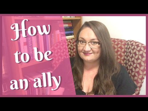 My #1 Tip for Being an Ally - How to support a person with mental illness