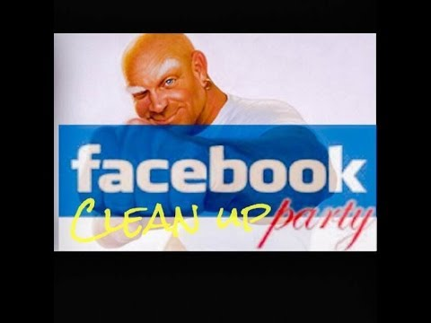 FB Clean Up Party