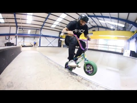 5 FAVOURITE TRICKS WITH PINDER