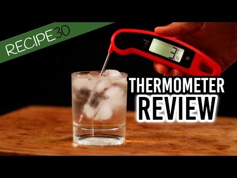 Don't buy a cooking thermometer until you've seen this!