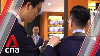 The Hong Kong tailor that's become a sartorial institution   CNA Luxury
