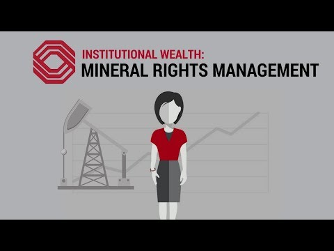 Benefits of a Mineral Manager - Bank of Oklahoma
