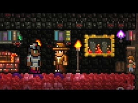 Terraria the Movie - The Curse of the Vodoo Doll