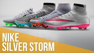 Review Nike Silver Storm Pack