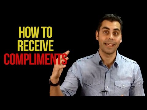 How To Receive Compliments With Confidence