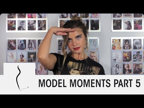 Advice on how to start a modeling career | Tips on being a model 5