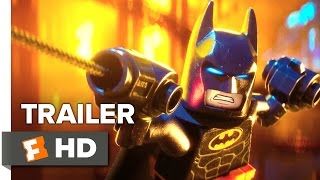 The Lego Batman Movie Official Trailer 4 (2017) - Will Arnett Movie
