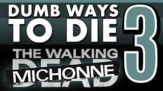 Dumb Ways to Die in The Walking Dead: Michonne (Episode 3)