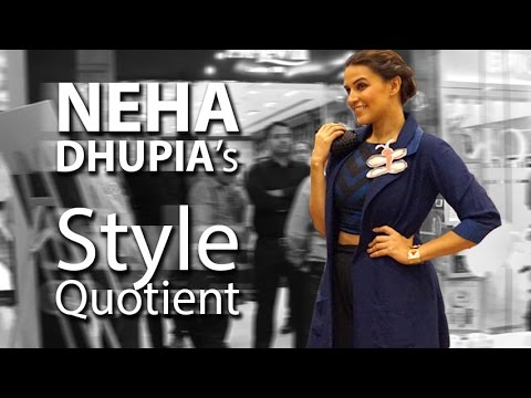 Neha Dhupia Talks About Her Style Quotient