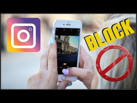 How To Block Someone On Instagram On Phone 2017