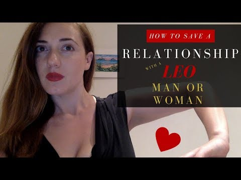 How to Save a Relationship With a Leo Man or Woman
