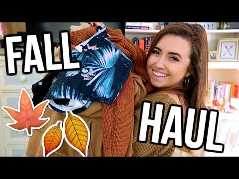 Affordable Fall 2017 Try-On Haul + Black Friday Shopping Tip!