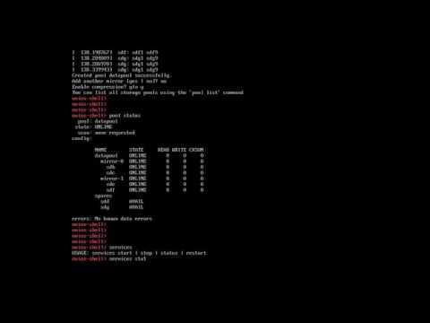 OviOS Linux 1.20 demo