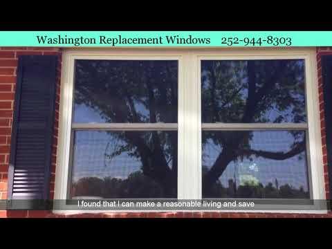 Replacement Windows Grimesland NC | New Windows Contractor Grimesland NC