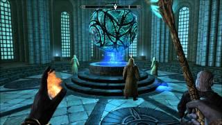 Elder Scroll The Eye Of Magnus Finale Killing Ancano
