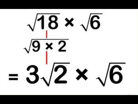 Adding,Multiplying and dividing root numbers