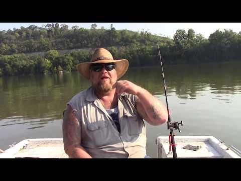 River Chat:  Fishing; Food or Fun?