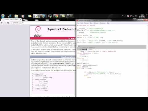 09 - Offensive Python For Networkers - Create your first Banner Grabbing tool