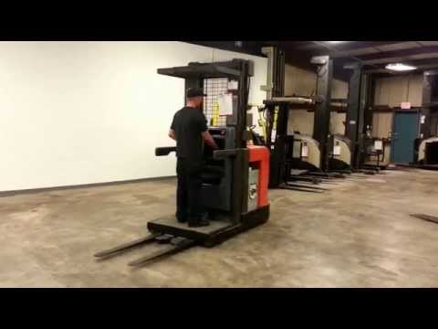 3,000 LB Toyota 6BPU15 Stand-up Order Picker Forklift (St. Louis)
