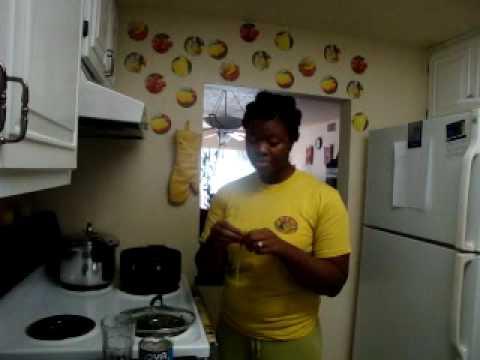 Jamaican Rice and Peas- Tutorial