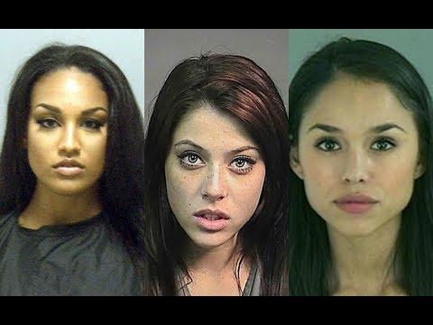 10 of The Hottest Criminals Ever!