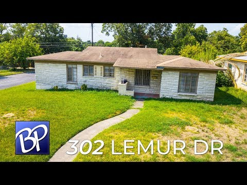 For Sale: 302 Lemur Dr, San Antonio, Texas 78213