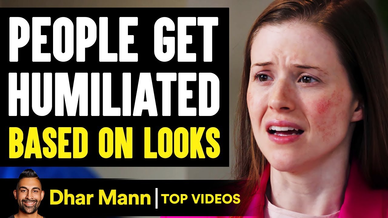 People HUMILIATED Based ON LOOKS, They Instantly Regret It | Dhar Mann