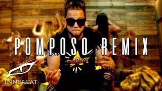 """El Alfa """"El Jefe"""" Ft. Zion, Jowell, Yomel El Meloso, Shadow Blow, Bulova - POMPOSO (Remix)"""