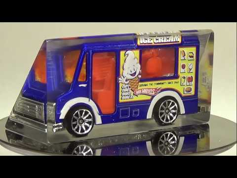 How to make a resin cutaway of a Hot Wheels car.