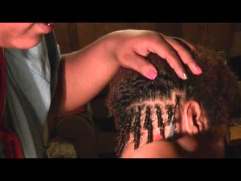 Quick How To: Comb Twists (Requested)