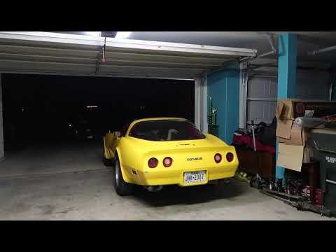 C3 Corvette 383 Stroker Pulling Into Its New Home - FC S2E57