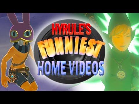 Hyrule's Funniest Home Videos