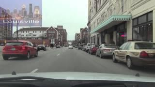 Road Trip 2013, Louisville KY, Downtown