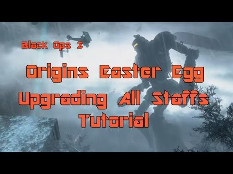 How to build ice staff in origins -