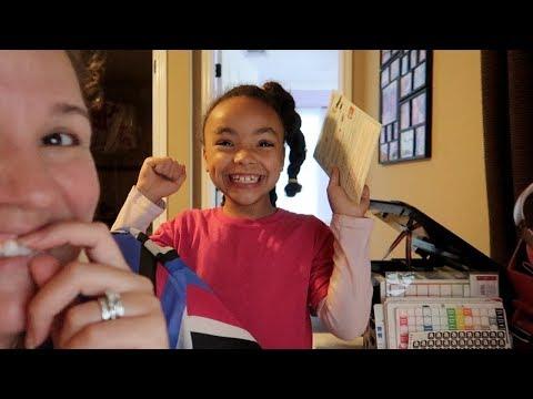 Vlog: *February 27, 2018* ~She Hit Her Goal!~