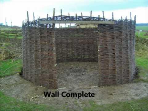 Construction of the Glastonbury Lake Village House M59