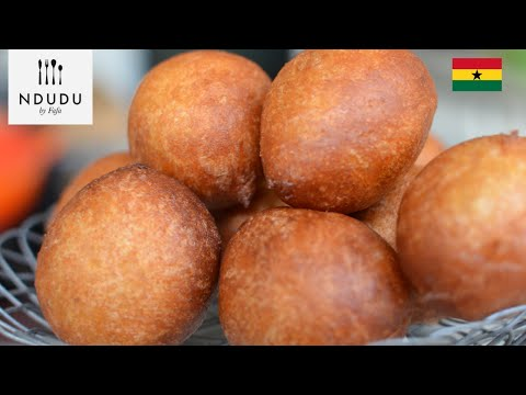 How to make the perfect Ghanaian Doughnut (Boflot)