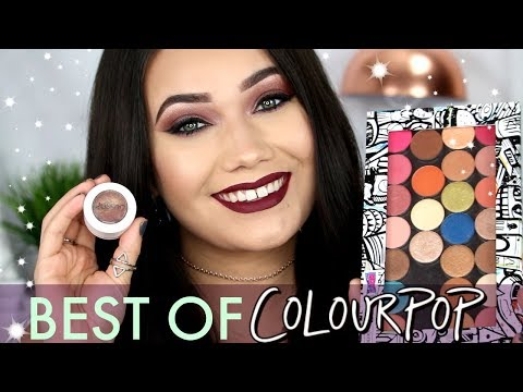 BEST OF COLOURPOP COSMETICS