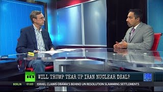 How Trump Could Nuke the Iran Deal