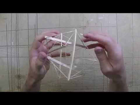 Instruction - Icosahedron Tensegrity
