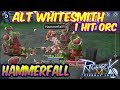 Download  Whitesmith Hammerfall Build 1 Hit Orc | Ragnarok Mobile Eternal Love MP3,3GP,MP4