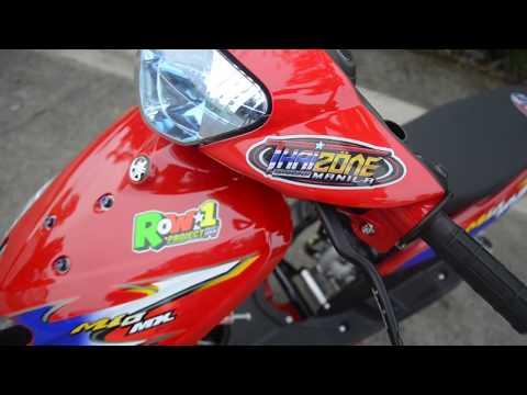 Mio 1 (5wr) Street bike concept