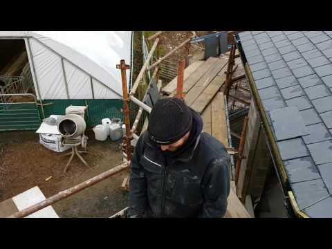 Cutting slates