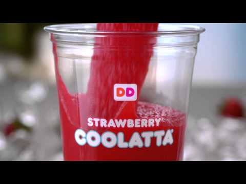 Dunkin' Iced Beverages